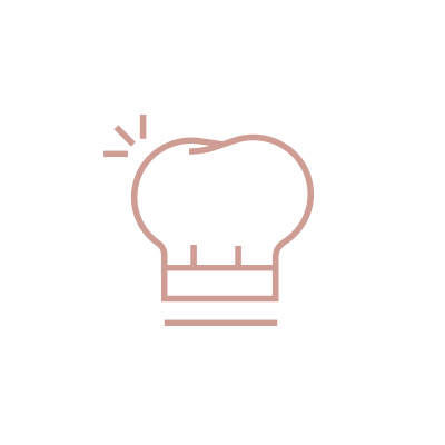 chefs hat kitchen icon | Rothewood Academy
