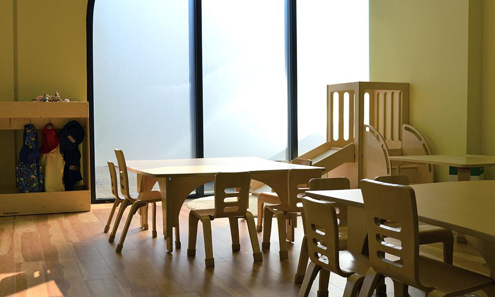 classroom table | Rothewood Academy
