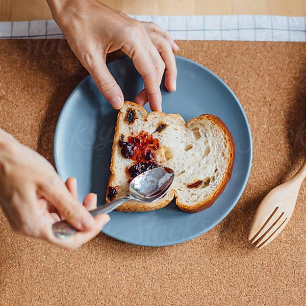 making jam toast | Rothewood Academy