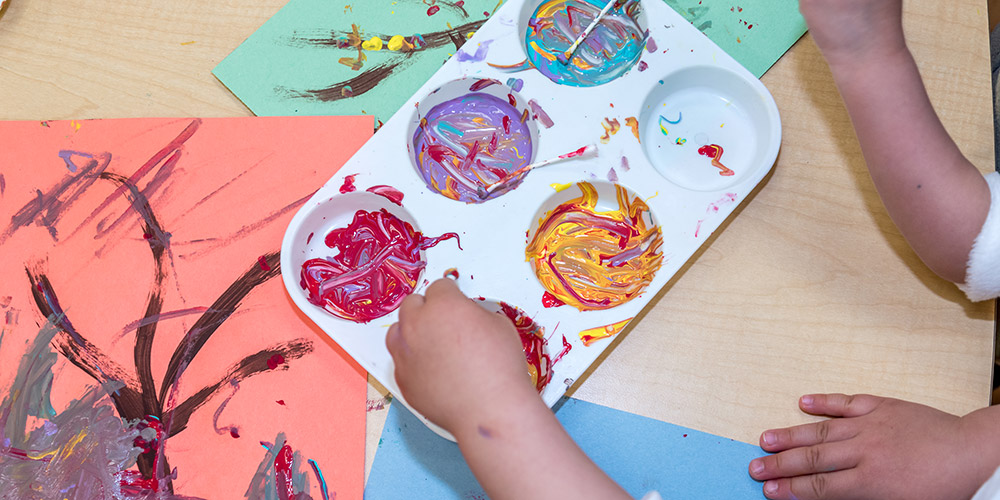 Early Learning Colours | Rothewood Academy