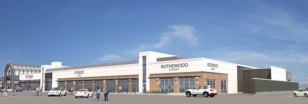 Rothewood Academy New Location - White Rock